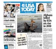 08/05/2010 Issue of USA TODAY