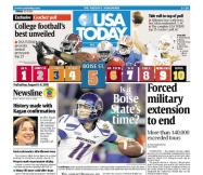 08/06/2010 Issue of USA TODAY