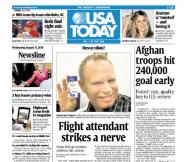 08/11/2010 Issue of USA TODAY