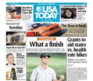08/16/2010 Issue of USA TODAY