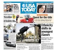08/27/2010 Issue of USA TODAY