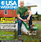 08/27/2010 Issue of USA Weekend