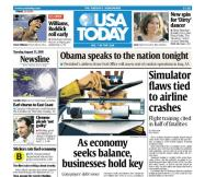 08/31/2010 Issue of USA TODAY