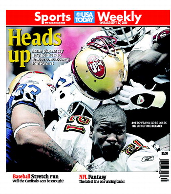 09/01/2010 Issue of Sports Weekly