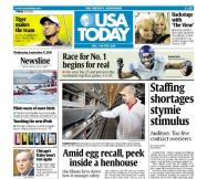 09/08/2010 Issue of USA TODAY