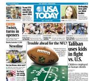09/13/2010 Issue of USA TODAY