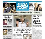 09/15/2010 Issue of USA TODAY