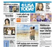 09/20/2010 Issue of USA TODAY