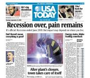 09/21/2010 Issue of USA TODAY