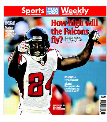 09/22/2010 Issue of Sports Weekly