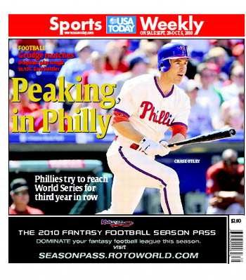 09/29/2010 Issue of Sports Weekly