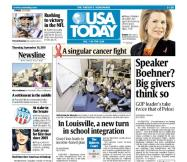 09/30/2010 Issue of USA TODAY