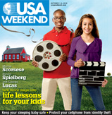 10/01/2010 Issue of USA Weekend