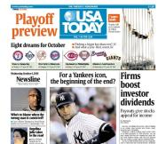 10/06/2010 Issue of USA TODAY