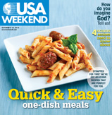10/08/2010 Issue of USA Weekend