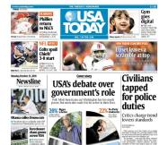 10/11/2010 Issue of USA TODAY