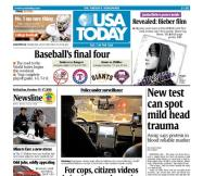 10/15/2010 Issue of USA TODAY