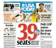 10/26/2010 Issue of USA TODAY