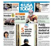 10/29/2010 Issue of USA TODAY
