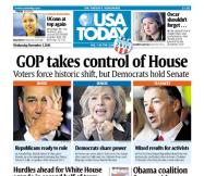 11/03/2010 Issue of USA TODAY
