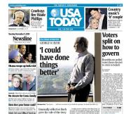 11/09/2010 Issue of USA TODAY