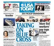 11/10/2010 Issue of USA TODAY