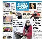 11/12/2010 Issue of USA TODAY