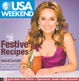 11/12/2010 Issue of USA Weekend