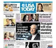 11/17/2010 Issue of USA TODAY