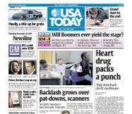 11/18/2010 Issue of USA TODAY