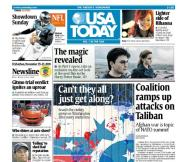 11/19/2010 Issue of USA TODAY