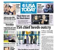 11/22/2010 Issue of USA TODAY