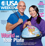 11/26/2010 Issue of USA Weekend