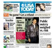 12/01/2010 Issue of USA TODAY