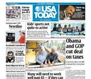 12/07/2010 Issue of USA TODAY