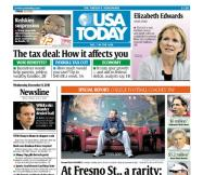 12/08/2010 Issue of USA TODAY