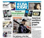 12/15/2010 Issue of USA TODAY