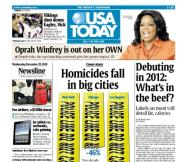 12/29/2010 Issue of USA TODAY