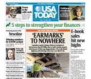 01/05/2011 Issue of USA TODAY