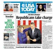 01/06/2011 Issue of USA TODAY