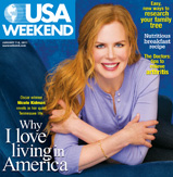 01/07/2011 Issue of USA Weekend