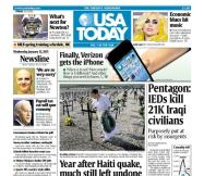01/12/2011 Issue of USA TODAY