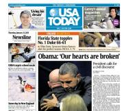 01/13/2011 Issue of USA TODAY