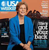 01/14/2011 Issue of USA Weekend