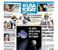 01/18/2011 Issue of USA TODAY