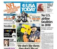 01/21/2011 Issue of USA TODAY