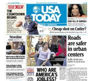 01/25/2011 Issue of USA TODAY