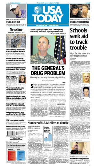 01/27/2011 Issue of USA TODAY