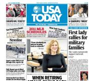 01/28/2011 Issue of USA TODAY