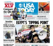 02/01/2011 Issue of USA TODAY